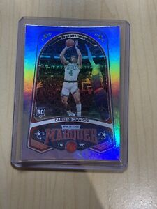 2019-20-Panini-Chronicles-CARSEN-EDWARDS-RC-Marquee-Silver-Holo-239-Celtics