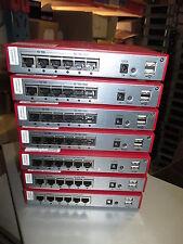 Watchguard XTM 21 Network Firewall Security Appliance XP3E6 VPN FIREWALL EXCL PS