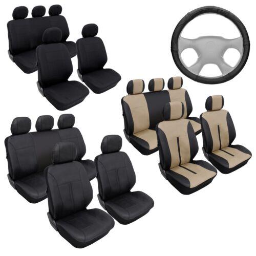 Cubierta de asiento fundas para asiento cubreasientos universal para coche auto