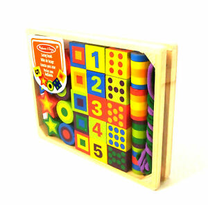 Wood-Lacing-Beads-Shapes-Numbers-Colours-Threading-Sequencing-Melissa-and-Doug