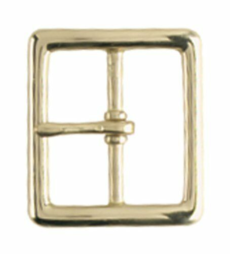 Gould /& Goodrich 125-Gbr Pants Belt Buckle Place On 1-3//4-Inch Belt Brass