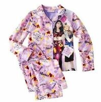 Nickelodeon Icarly 2 Pc Pajama Shirt Pants Set Girl Size 4 6