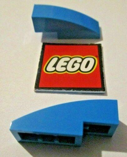 Design 50950 // 63278 LEGO Slope Curved 3x1 BRICKS Packs of 8 Choose Colour