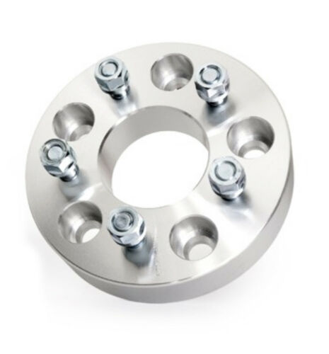 """5x5.5 TO 5x4.5 WHEEL ADAPTERS SPACERS 1.5/"""" INCH 38MM THICK 5x139.7 TO 5x114.3"""