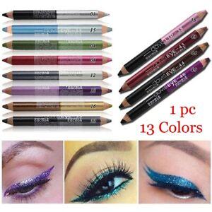 Glitter-Eyeliner-Bleistift-Hochheller-Pigment-Eyeshadow-Pen-Kosmetik-fuer-Augen