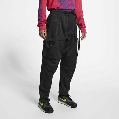 Nike MEN'S ACG Woven Cargo Pants Black