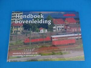 Marklin-03904-Handboek-Bovenleiding-NL