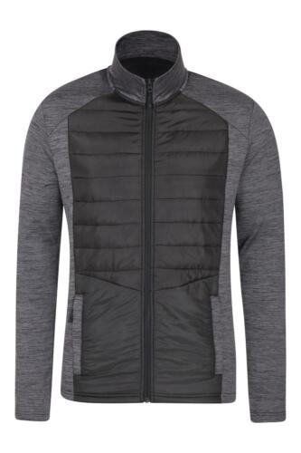Mountain Warehouse Men Eclipse Padded Full Zip Midlayer