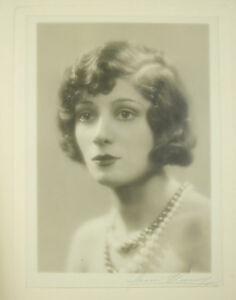 Henri Manuel Vers 1930 Portrait Du Peintre Denise Mellot