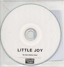 (249L) Little Joy, No One's Better Sake - DJ CD