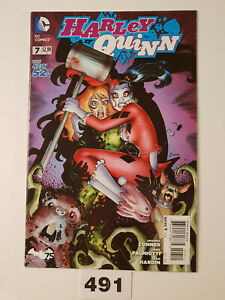 Harley-Quinn-7-1st-Print-NM-New-52-Palmiotti-Conner-Movie