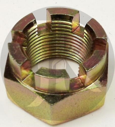 DAIHATSU APPLAUSE 1.6 16V GTI transmission hub nut /& cv joint boot kit
