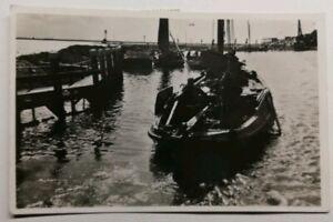 514-Antica-Cartolina-Volendam-terminator-visvangst