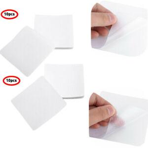 10x Non-Slip Self Adhesive Safety Flooring Bath Tub Shower Stickers Waterproof