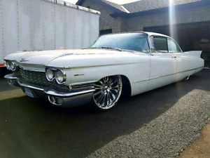 1960 Cadillac Coupe Series62