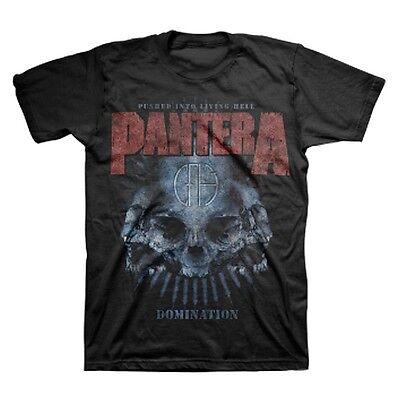 PANTERA Domination T-Shirt New Authentic Metal S M L XL XXL