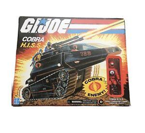NEW 2020 GI Joe Cobra Hiss Tank & Figure Walmart Exclusive Retro Reissue