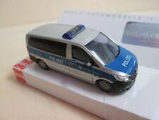 BUSCH 51125 Spur H0 Mercedes-Benz Vito Polizei Hessen  #NEU OVP#