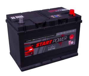 60032 IntAct Start-Power New Generation Autobatterie 12V//100Ah 830A TESTSIEGER