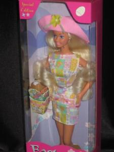 1997 Barbie Easter Style