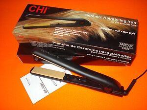 IMMACULATE-CHI-1-GF1001-CERAMIC-HAIR-STRAIGHTENER-FLAT-IRON-IONIC-FLATTENER