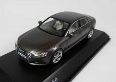 Spark 5011504133 1 43 Scale Audi A4 Argus Brown Audi Dealer Packaging Ebay