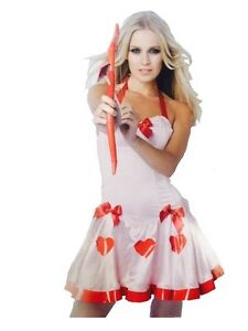 Image is loading Ann-Summers-CUPID-With-Bow-Costume-Outfit-Lingerie-  sc 1 st  eBay & Ann Summers CUPID With Bow ~ Costume Outfit / Lingerie / Hen Party ...