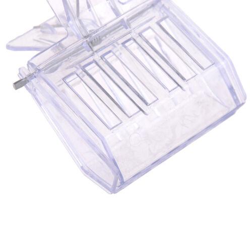 1pc Plastic Queen Cage Clip Bee Catcher Beekeeper Beekeeping Tool Equipment ES