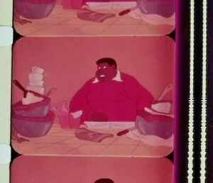 16mm-Cartoon-Short-film-034-Fat-Albert-and-the-Cosby-Kids-034-Do-Your-Own-Thing-034