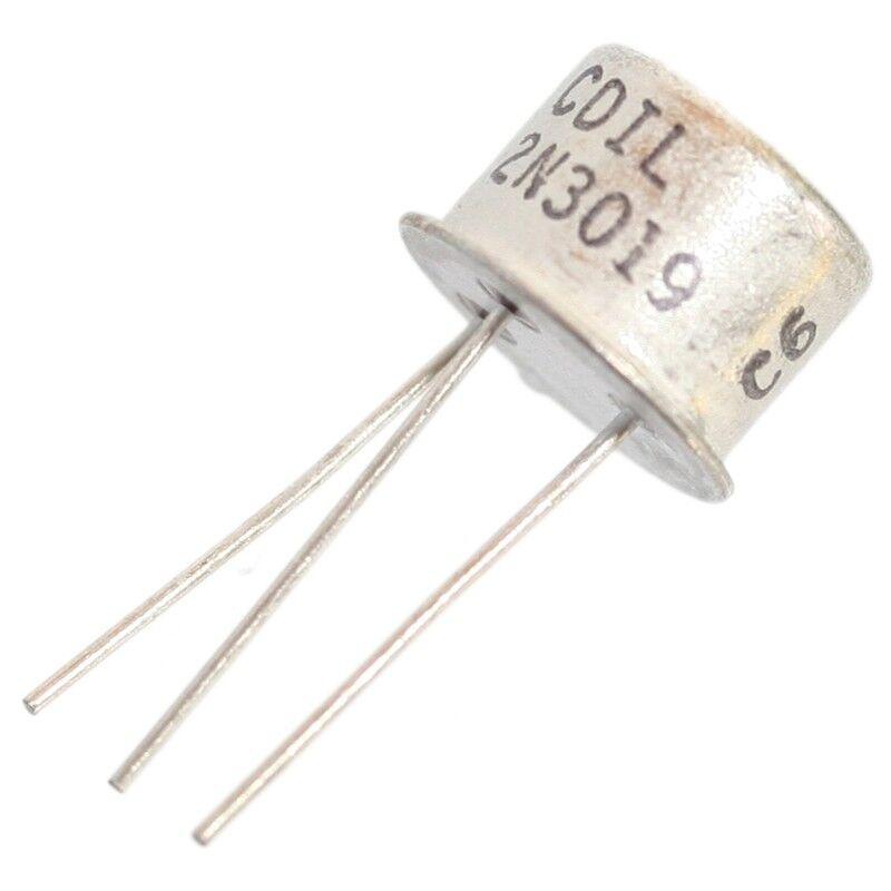 2N3019 Transistor npn 80 V 1,0 A 0,8 W W W TO39 | Sehr gute Qualität  347bba