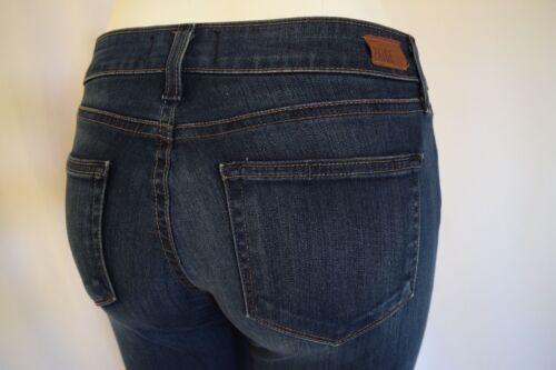 Zoe Nouveau Sz Manhattan In Paige Jean Boot Denim Jeans Foncé Bleu Cut Femme 24 88Parwq