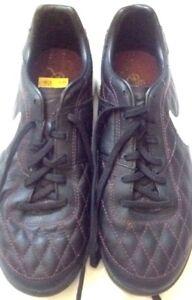 Nike Colore N 5 E 37 Nero Scarpe Bianco Calcetto Da r0xf0FqnT