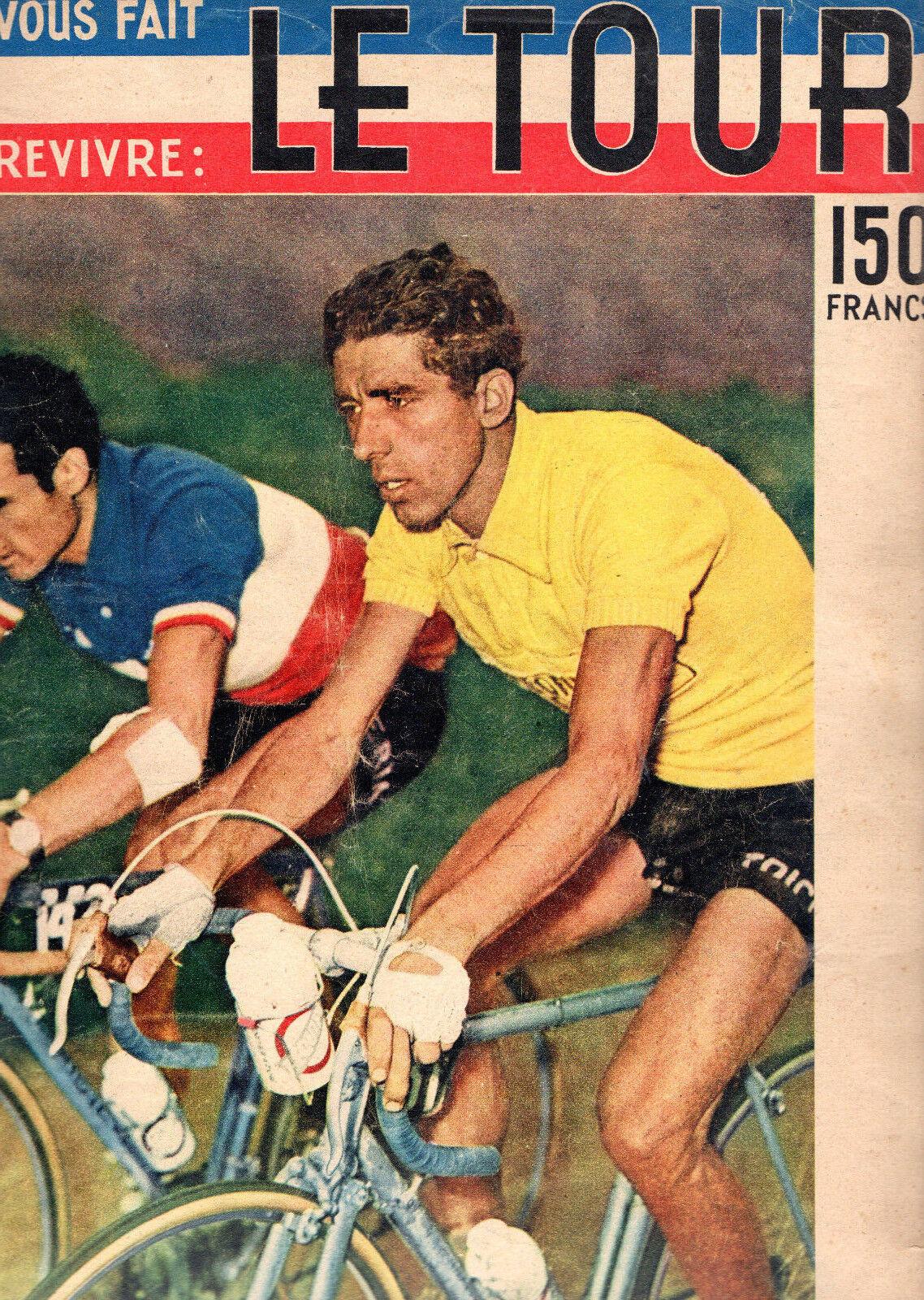CYCLISME - CICLISMO CICLISMO CICLISMO - WIELRENNEN  - LE TOUR DE FRANCE 1959 + BUT CLUB MIROIR fecc7e