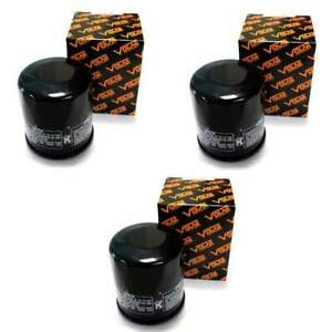 Volar-Oil-Filter-3-pieces-for-2009-2011-Arctic-Cat-MudPro-700-4x4-H1-EFI