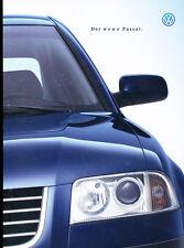 PROSPEKT VW Passat 1986