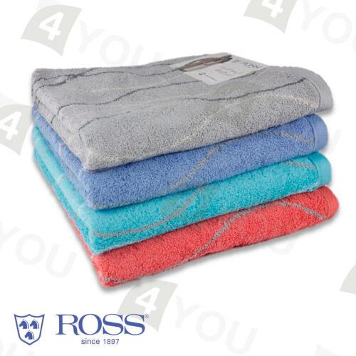 Details about  /Ross Walk Frottier Handtuch oder Duschtuch Bänder 4750 aus 100/% Baumwolle