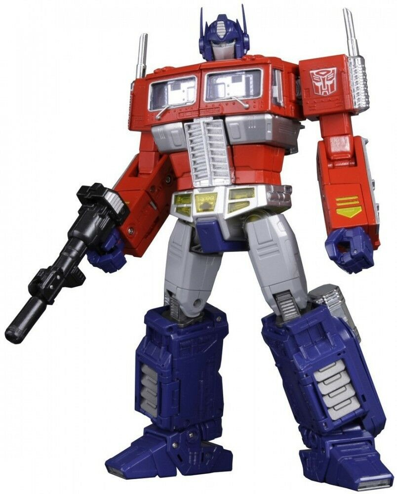TAKARA TOMY Transformers Masterpiece MP-10 MP 10 Convoy Ver.2.0 Figure Robot Toy