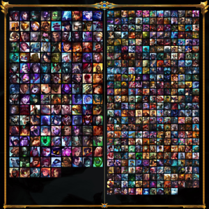 League of Legends Account EUW Unranked Championship Riven All Champs 335 Skins - Moers, Deutschland - League of Legends Account EUW Unranked Championship Riven All Champs 335 Skins - Moers, Deutschland