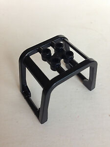 LEGO Black 6x4x3 1//3 Vehicle Roll Cage Top Piece