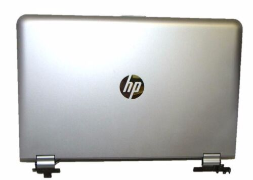 HP Pavilion 15-BK 15-BK015NR LCD Back Cover w// Hinges L+R P//N 862636-001