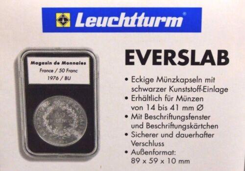 15 Lighthouse EVERSLAB Coin Holder 24mm Washington Quarter Graded Case SLAB