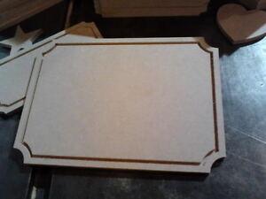 2x-WOODEN-PLAQUE-DOOR-HANGERS-SHAPE-MDF-WOOD-CRAFT-BLANK-SIGN-5-x-7