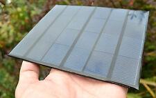 6v 600ma 3.5w Polycrystalline solar panel