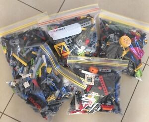 LEGO-0-5KG-x425pc-039-s-BULK-LOT-TECHNIC-PACKS-AFFORDABLE-BUILDING-FUN