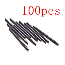 100pcs NEW Black Standard Pen Nibs For Wacom Bamboo Fun Graphire Intuos 3 & 4