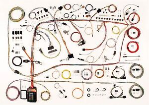 60 64 ford galaxie mercury full size american autowire wiring piaa wiring harness image is loading 60 64 ford galaxie mercury full size american