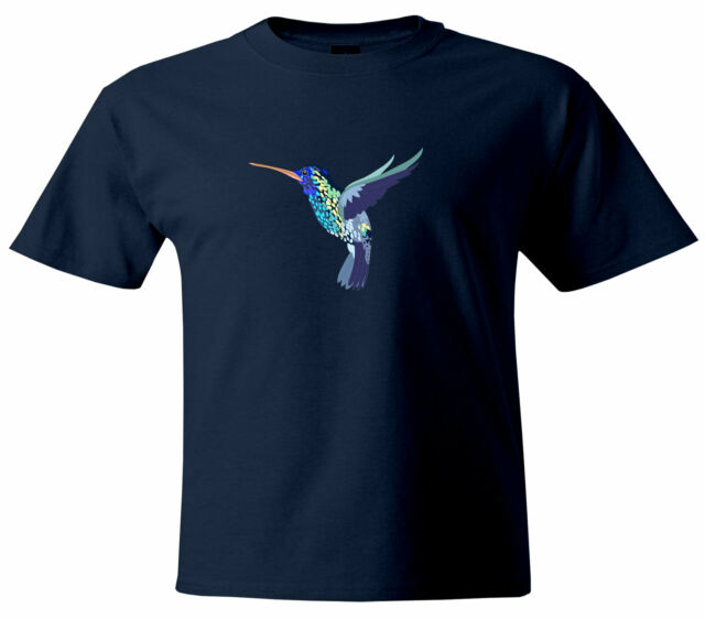 Seagull Awesome Flying Bird Graphic Fly Fast Gym Slogan Men T shirt