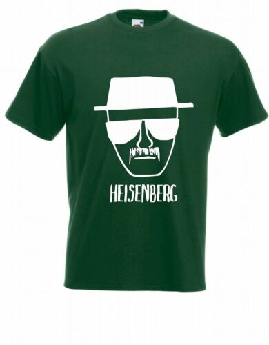 T-shirt Hommes Heisenberg à 5xl film//série