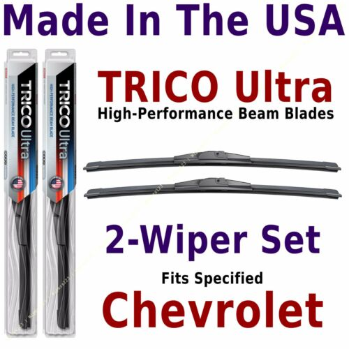 TRICO Ultra 2-Wiper Blade Set fits listed Chevrolet Buy American 13-22-22