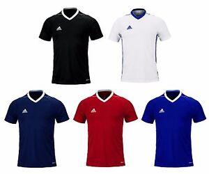 f09f8e04f06 Adidas Tiro 17 S/S Jersey BK5434 T-Shirts Training Top Soccer ...